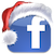 Christmas Facebook Logo