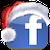 Christmas Facebook Logo